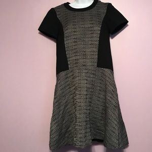 Madewell black dress size 0 New with tags